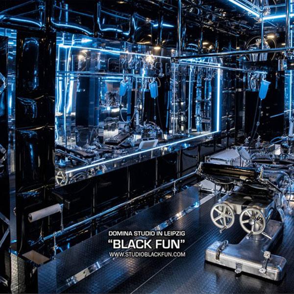 Erotisches Inserat von BLACK FUN (studios) aus Leipzig