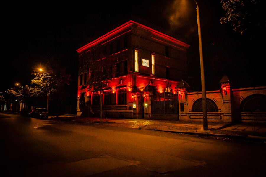 NIGHTCLUB PANDORA